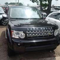 Land Rover LR4. 2012. Direct tokunbo