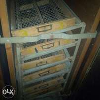 Neatly used Incubator for urgent sale