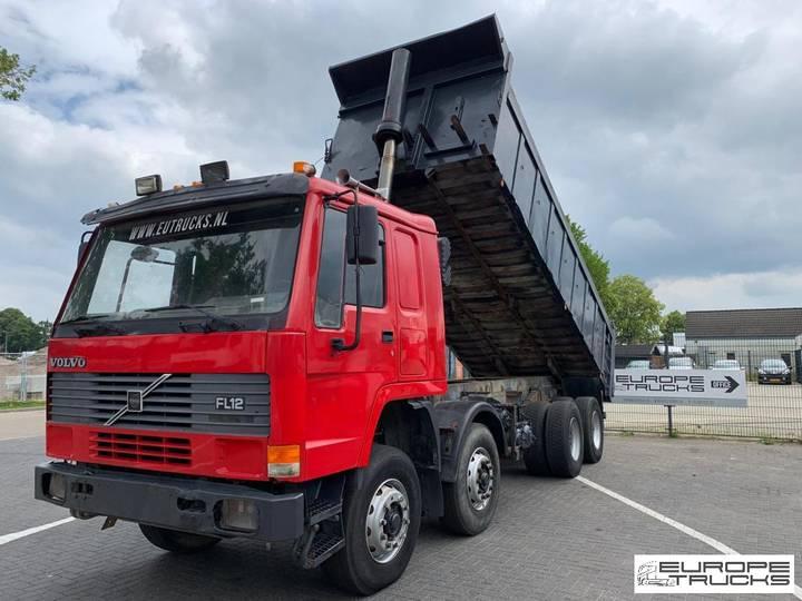 Volvo FL12 380 Mech pump - Full Steel - Big axles - 1996
