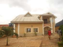 Spacious 7 bedroom duplex to let at ERUNWE IKORODU LAGOS