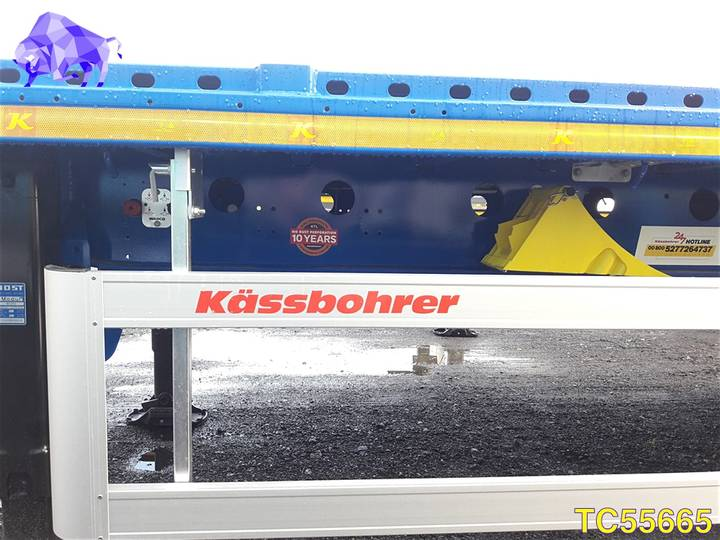 Kaessbohrer SPS Flatbed - 2018 - image 13