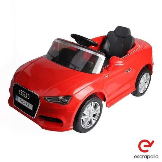 Audi Coche Infantil  A3 Rojo industrial equipment for sale by
