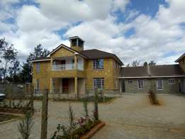 Four bedrooms all ensuite in Ongata Rongai
