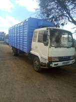 A FAW Truck on Sale.