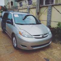 Super clean 2008 Toyota Sienna. AWL . Full duty paid. Toks