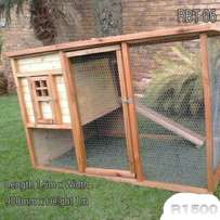 Bunnie cages maker