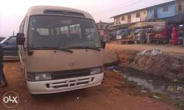 Buy and drive a coaster bus toks