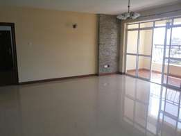 An executive 3 bedrooms apartment at Westlands end, next to Kianda sch
