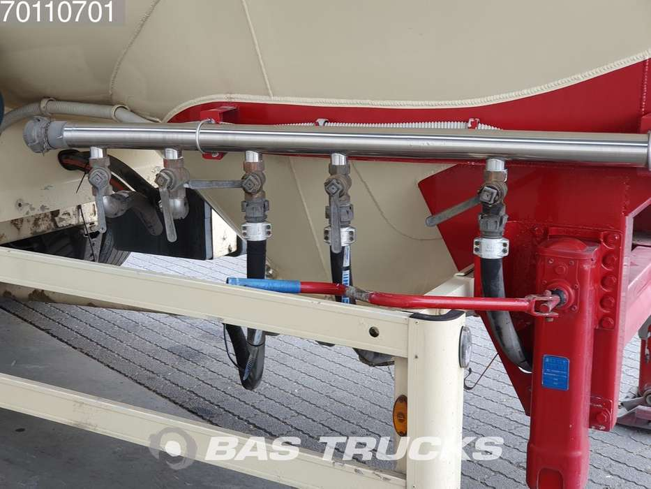 Ardor Turbo's Hoet 39.000 Ltr / 1 / Liftachse OPT/3AT/39/06S - 2011 - image 10