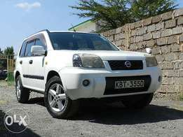 KBS Nissan xtrail 4x4 optional 2006