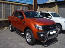2015 FORD Ranger 3.2 D Wildtrack