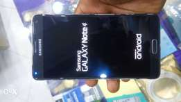 One month used Samsung galaxy note 4