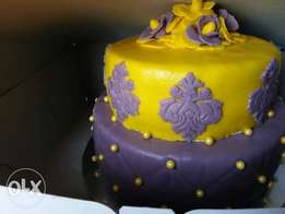 Mousy's Cakes- Baker in kissi town