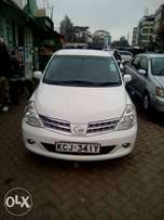 Nissan Tiida saloon 1500cc on Quick sell