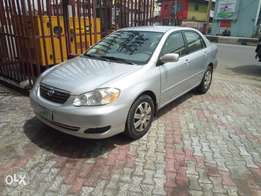 Extremely clean buy & drive 3 months used 07 corolla