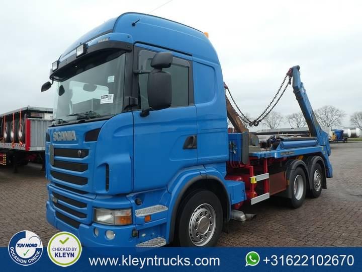 Scania G440 hl e5 6x2*4 retarder - 2011