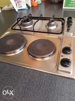 Defy gas and electric hobs