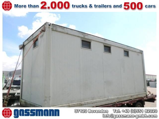 - Sanitär Container - 2007