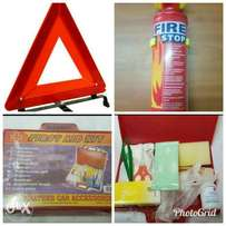 Emergency travel kit for your car or home