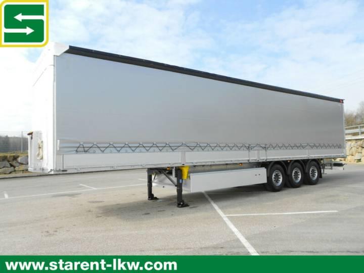 Schmitz Cargobull Bordwandtrailer, Palettenkasten, Liftachse,NEU - 2019