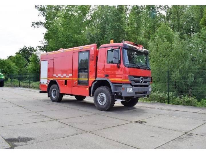 Mercedes-Benz 2031 4x4 Firetruck - 2019