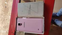 Mint UK used note 4 for sale for low price