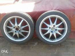 "17"" Mag Rims For Sale"
