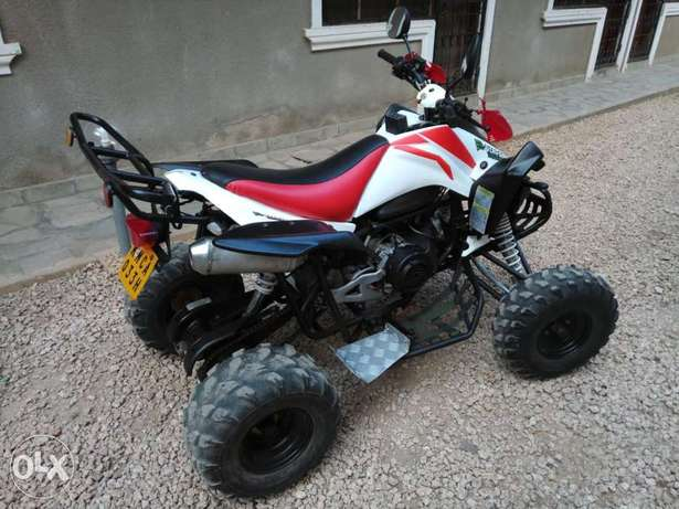 MONSTER quad ATV...quick sale!!! Malindi - image 2