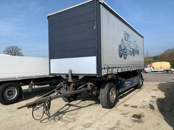 Schmitz Cargobull AWF 18 2816kg - 2002