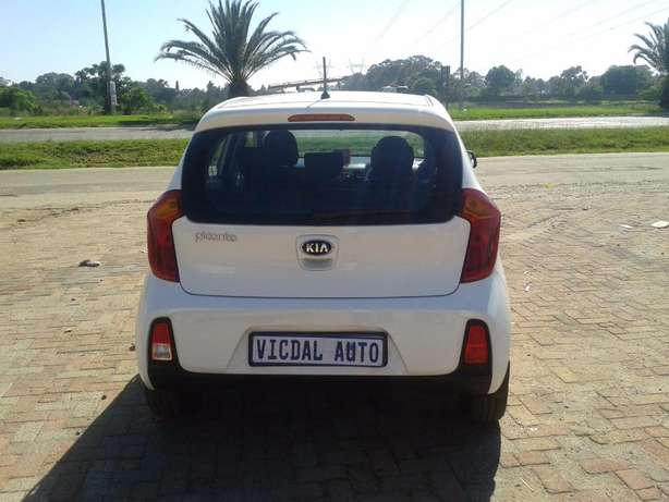 2015 Kia Picanto 1.0xl For Sale R105000 Is Available Benoni - image 2