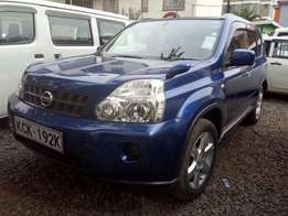 Nissan xtail auto 4wd 2009 buy and drive super clean,fresh import