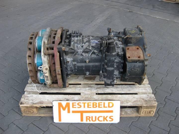 ZF VERSNELLINGSBAK S6-85 gearbox for VAN HOOL T9 BUS bus - 2002
