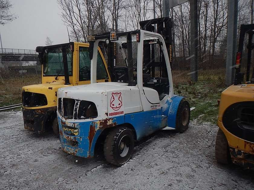 Hyster H5.0FT - 2008 - image 2