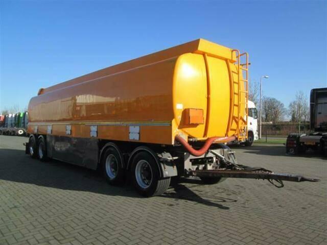 BPW 36 4 axle  38500 liter - 2006