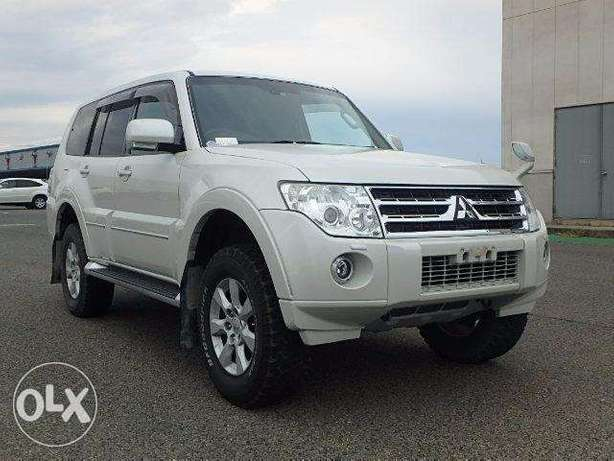 Fully Loaded White Pajero Mombasa Island - image 2