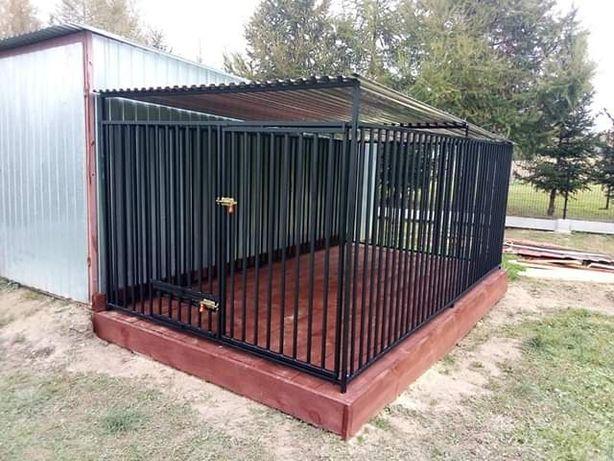 0990fe85f3a7a3 Kojec dla psa i inne zabudowany Kamienica - image 8