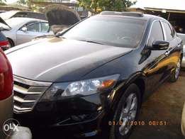 Honda Accord CrossTour 2010 Black