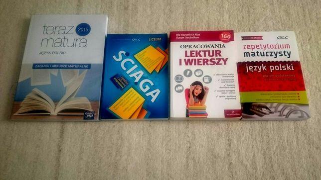 Teraz Matura Język Polski Opracowania Lektur I Wierszy
