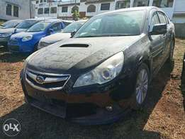 Subaru legacy Saloon TURBO CHARGE 2011 model. KCP
