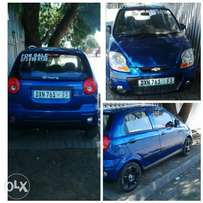 I am selling a car Chevrolet Spark