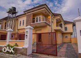 4 Bedrooms Semi Detached Duplex At Whiteoak Estate, Ologolo, Opposite