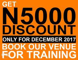 CitrusTraining Venue N5000 DEC PROMO