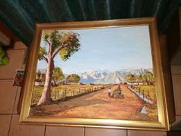 Luther marais paintings