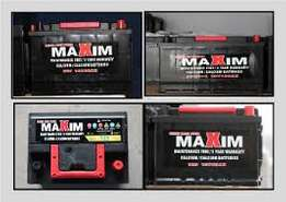 MAXIM 628 Car Battery For sale - 3 Weeks Old