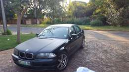 328i bmw e46 up for grabs