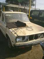 Mazda B1600 Bakkie - no engine & no gearbox