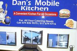 Mobile Kitchen for hire and catering: Ready to generate Money For You