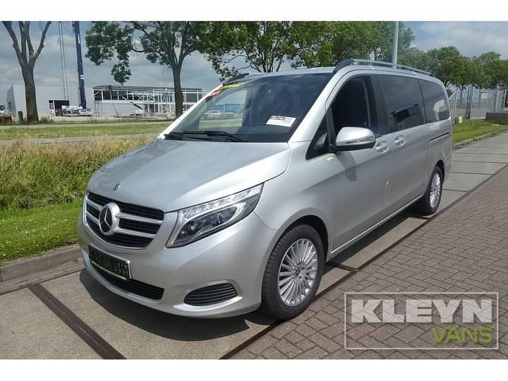 Mercedes-Benz V-KLASSE 220 CDI lang led 8-persoons - 2018