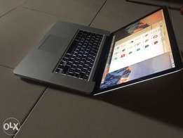 15 inch Apple MacBook Pro core i5 with 8gb ram