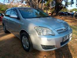 Toyota Allex for sale